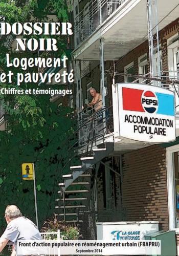 Dossier noir logement et pauvreté