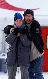 Annie et Pierre, de l'ATSA