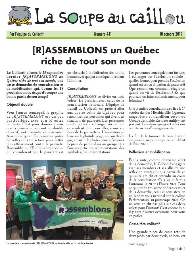 [R]ASSEMBLONS un Québec riche de tout son monde